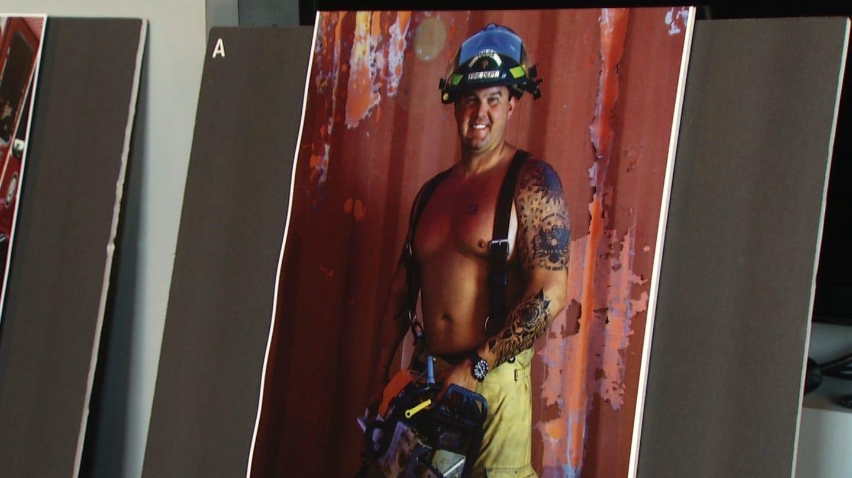 Tulsa Firefighter Calendar Revealed
