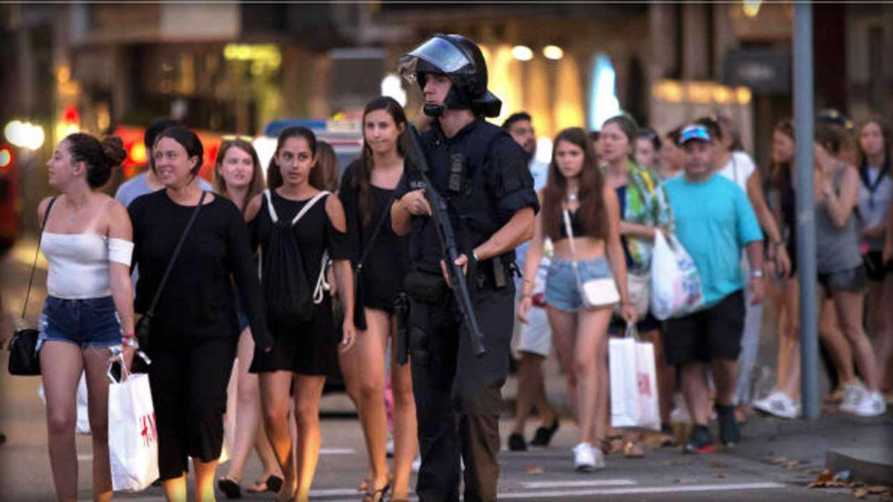 Intelligence Indicates Barcelona Was More Than ISIS-Inspired Attack, Sources Say
