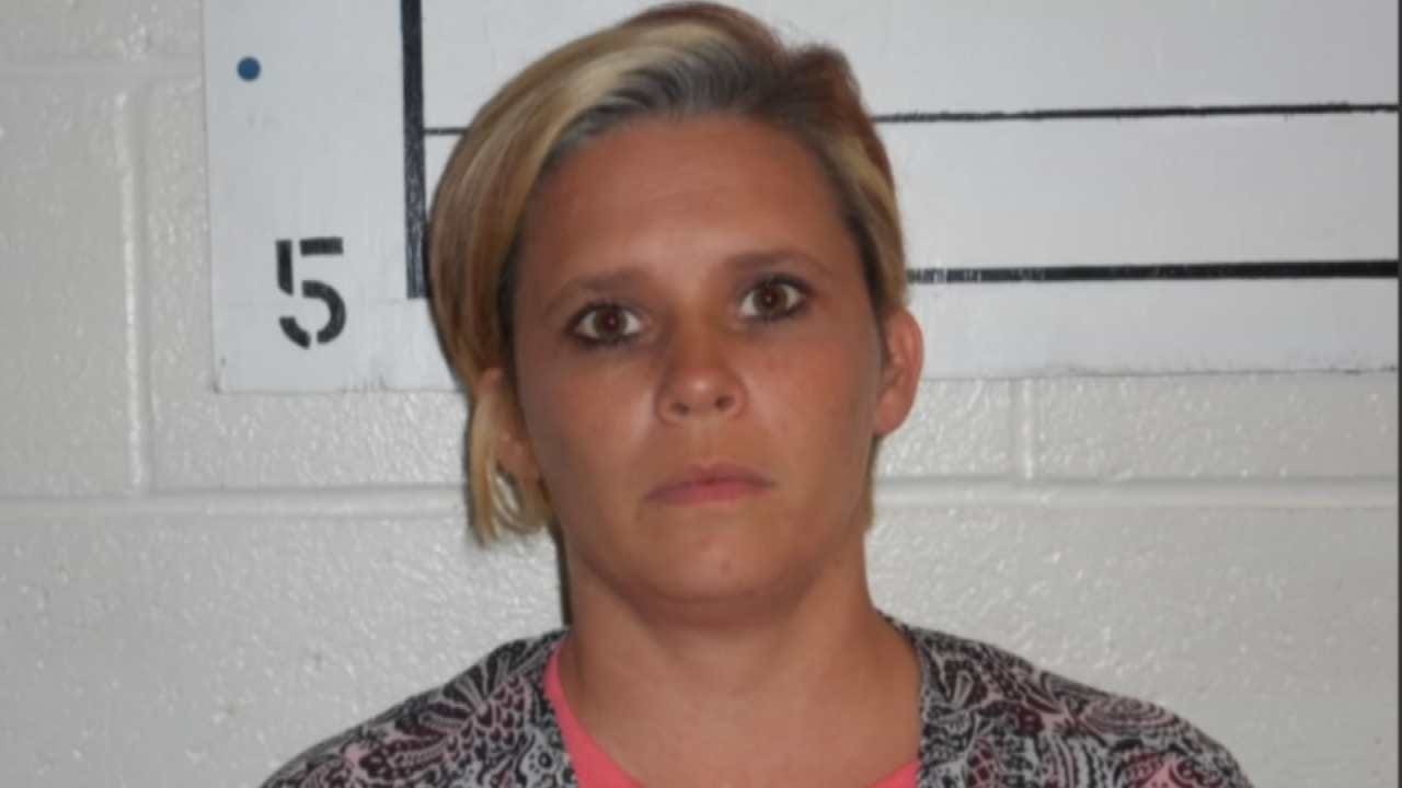 Muskogee Woman Charged with Second-Degree Rape