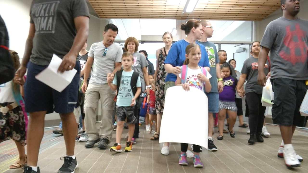 New Jenks Elementary Opens Doors