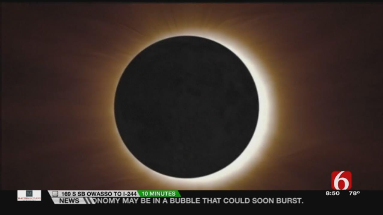 Tulsa Eye Doctors Stress Safety During Solar Eclipse