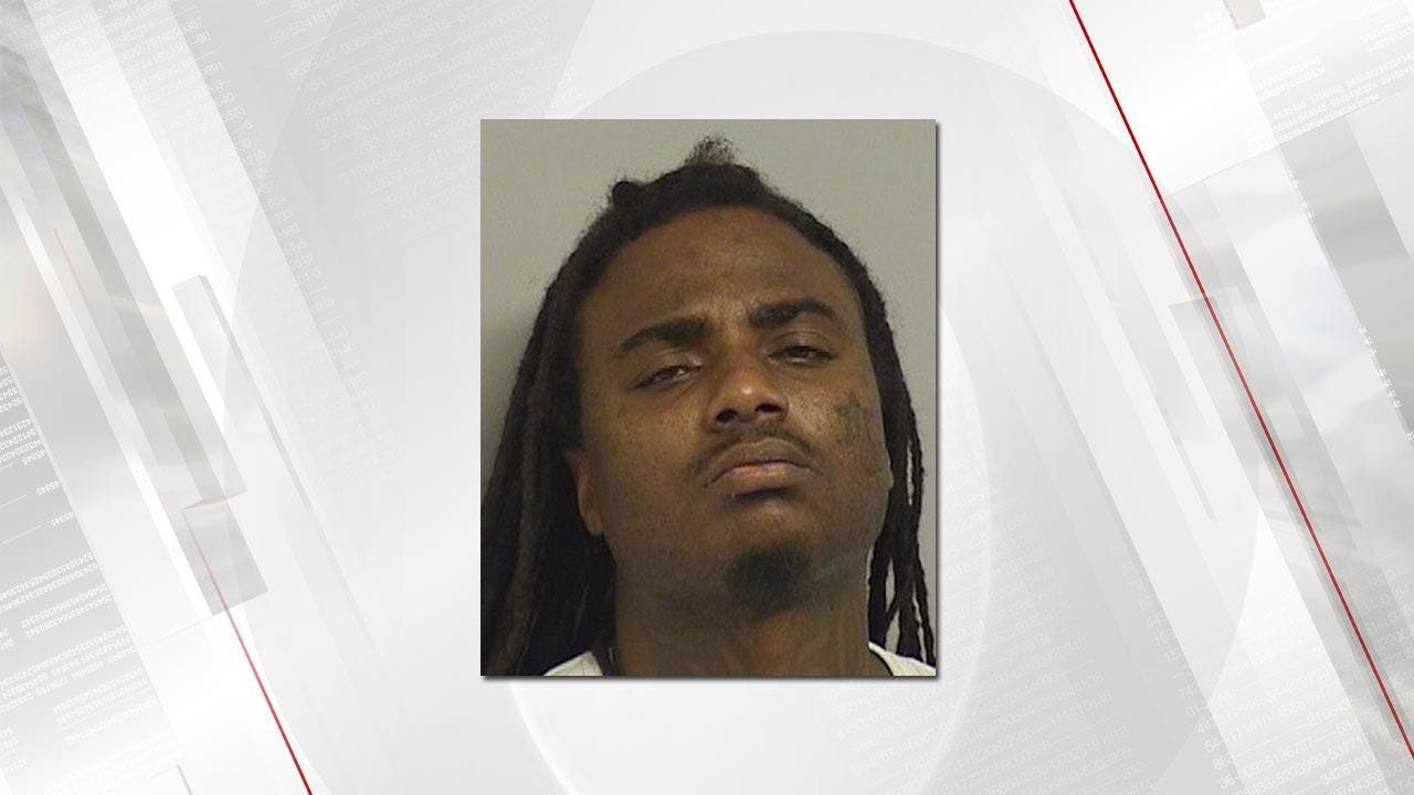 Boyfriend Of Suspected Tulsa Bank Robber Arrested For Armed Robbery