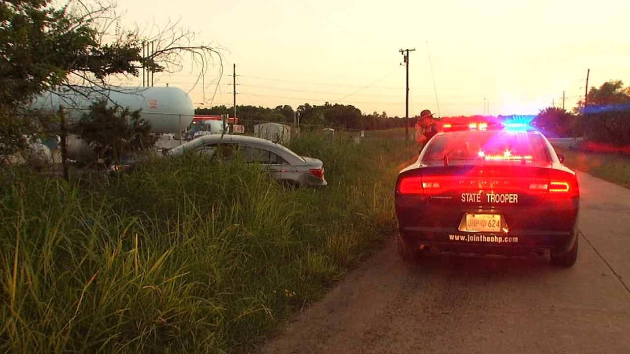 OHP Searching For Chase Suspect Who Gave Up License Before Speeding Off
