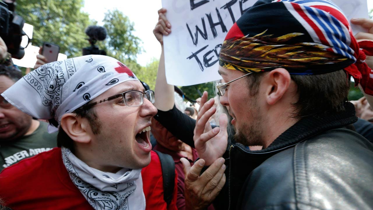 Thousands Take To Boston's Streets To Protest