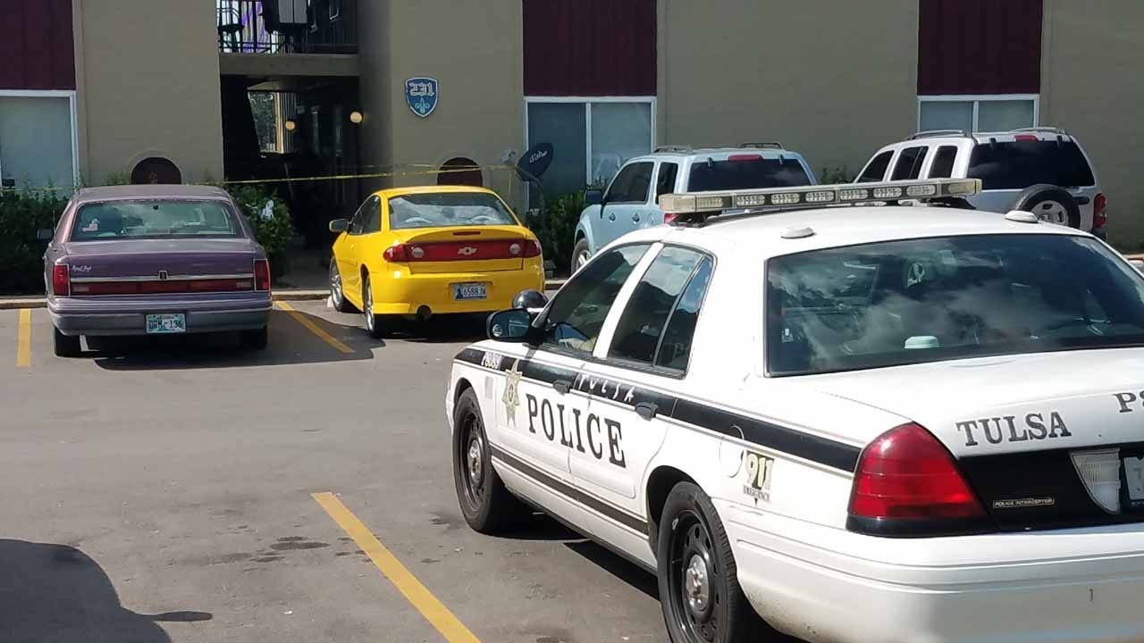 Woman Found Stabbed In Apartment Is City's 54th Homicide, TPD Says