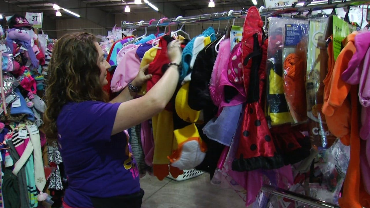 Semi-Annual Tulsa Consignment Sale Underway