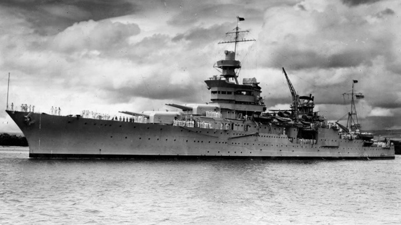 USS Indianapolis, Missing Since WWII, Believed To Be Found