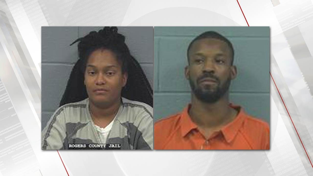 Couple Arrested After 5 Kids Found Left In Car Outside Catoosa Casino
