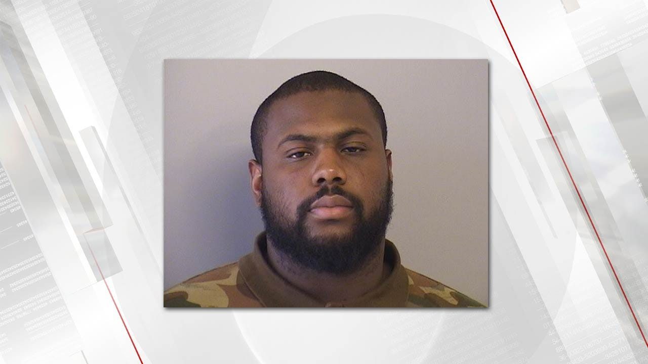 NFL Player, Tulsa Native Michael Bowie Booked Into Tulsa Jail