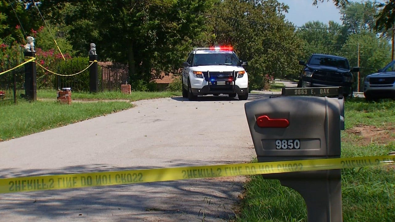 Rogers County Woman Shot In Head While Sitting In Recliner