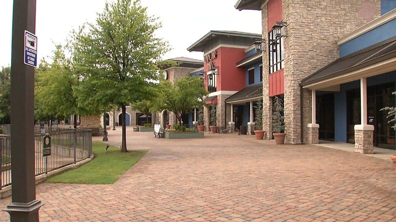 Businesses Flock To Jenks Riverwalk