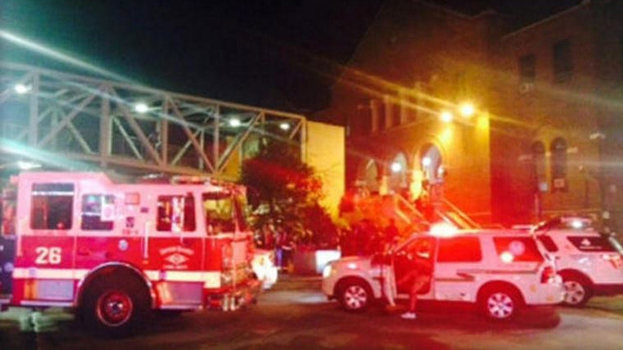 Dozens Hurt In Commuter Train Collision, 4 Rushed To Hospitals