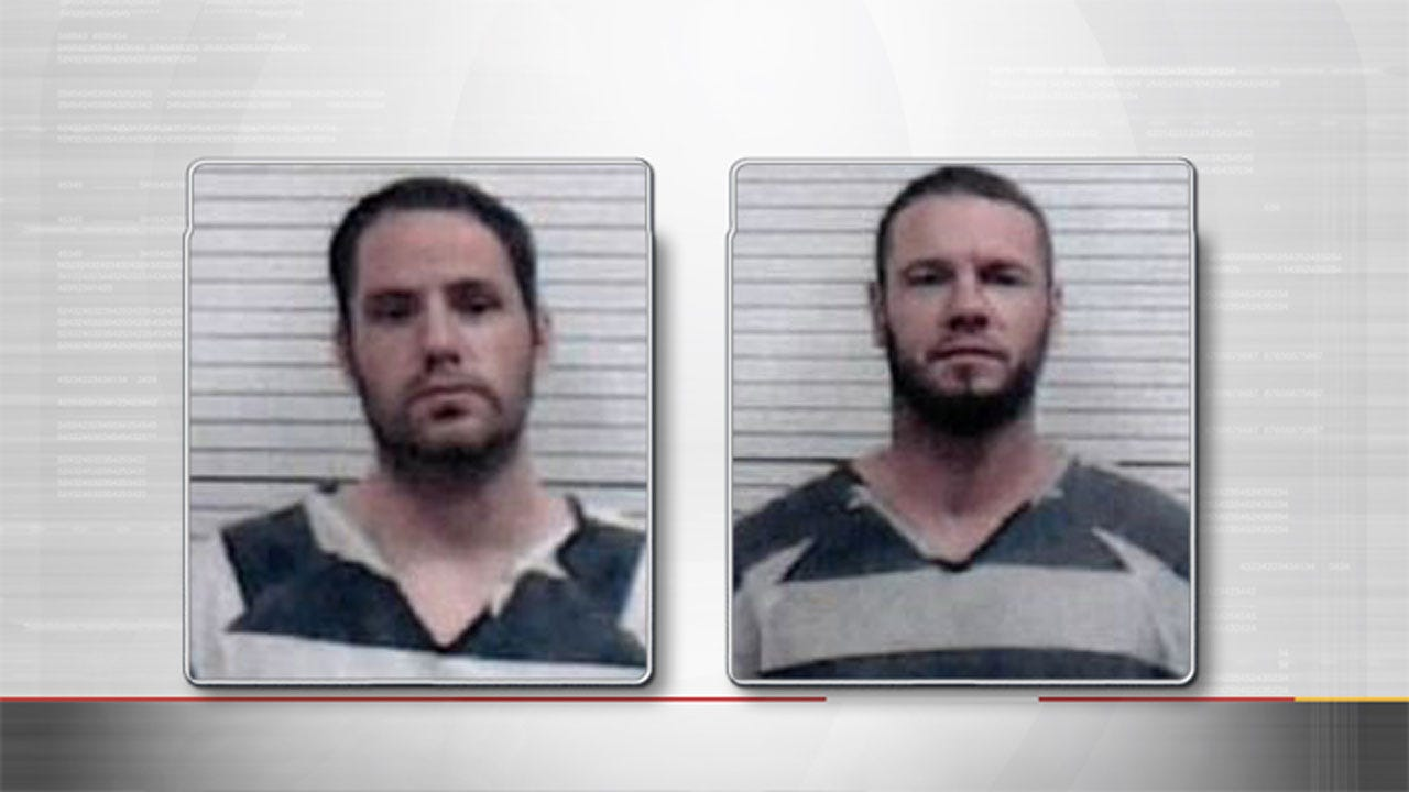 Manhunt Underway For Two Escaped Inmates In Major County