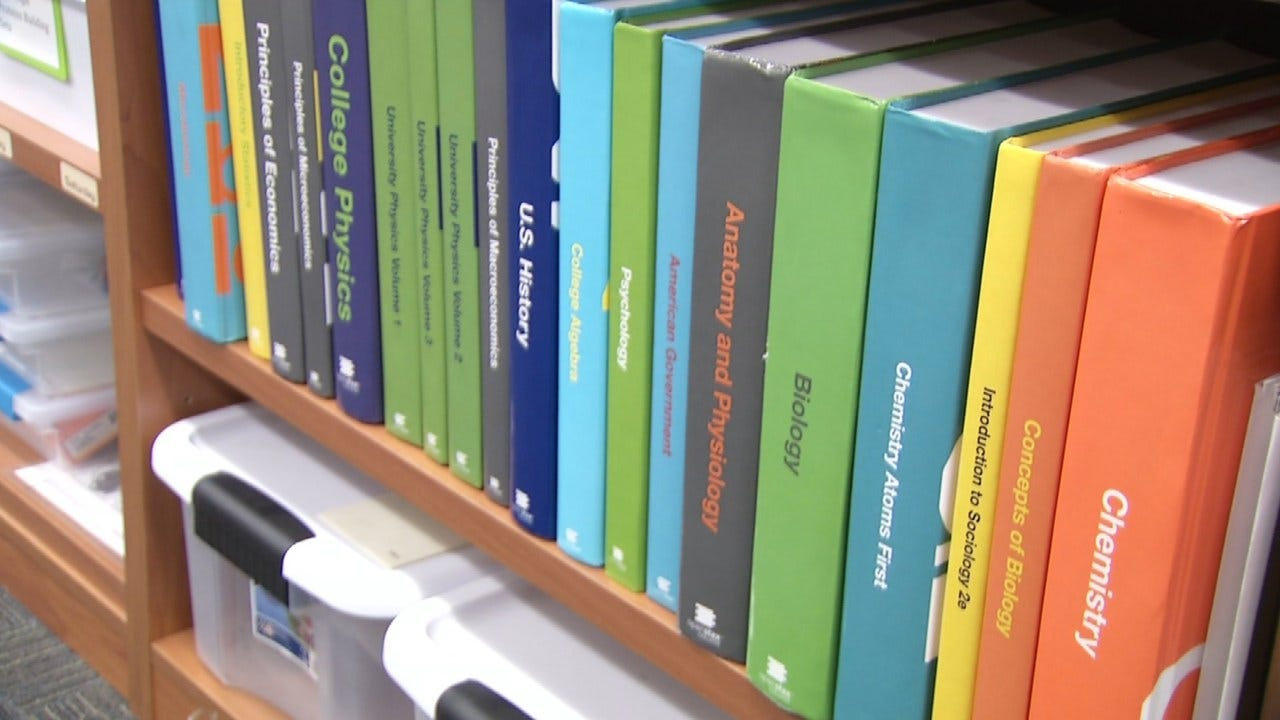 TCC Expands Student Access To Free Or Low-Cost Textbooks