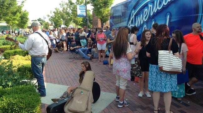 'American Idol' To Hold Auditions in Tulsa