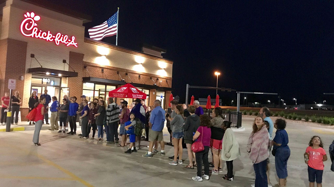 Chick-Fil-A Testing A New Location In Downtown Tulsa