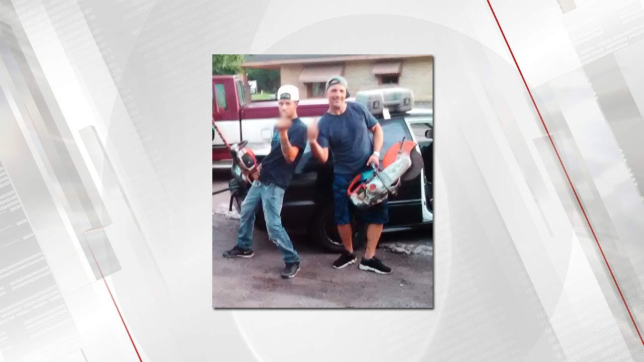 Mayes County Trying To Identify More Suspects Connected To Burglary Ring
