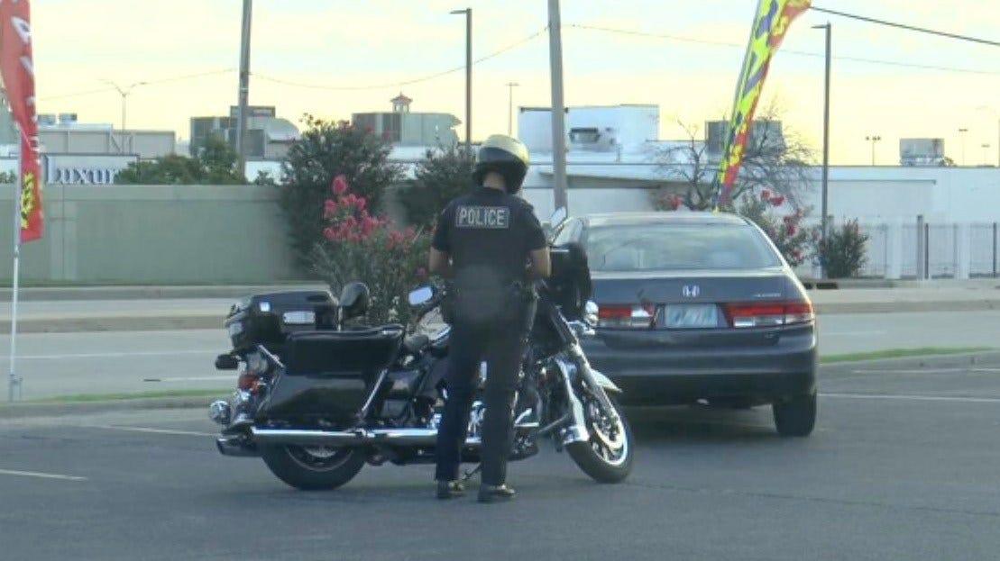Tulsa Police Enforce School Zone Speed Limits