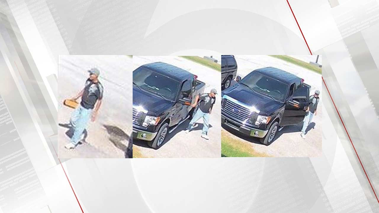 Detectives Hoping To Identify Person Of Interest In Tulsa Burglary