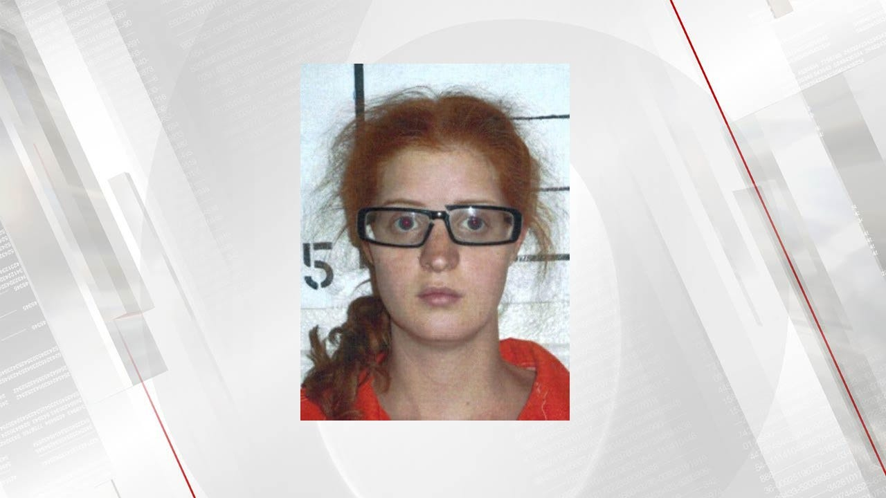 Muskogee Mother Of Hospitalized 1-Month-Old Arrested, Charged