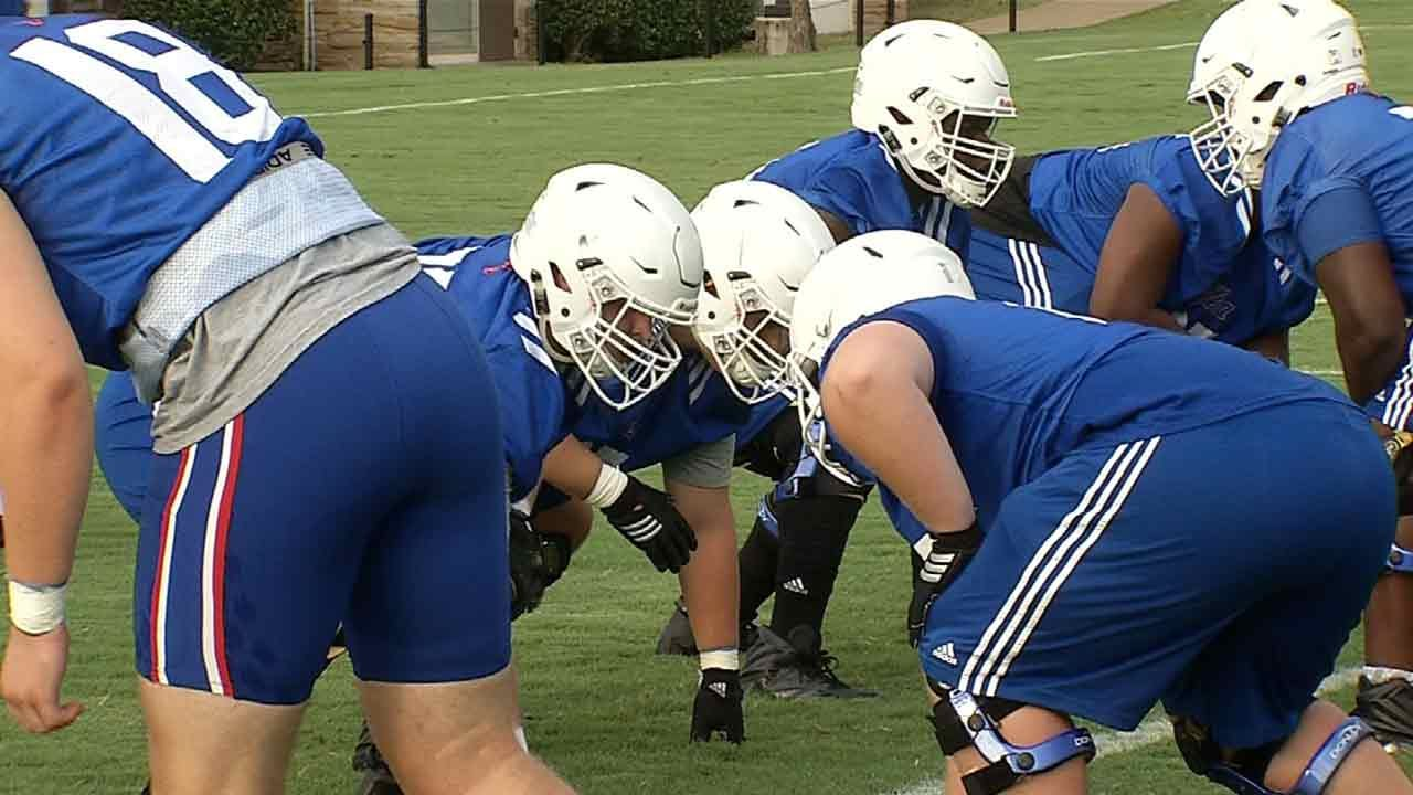 TU Looking To Earn Respect As Opener Against OSU Approaches