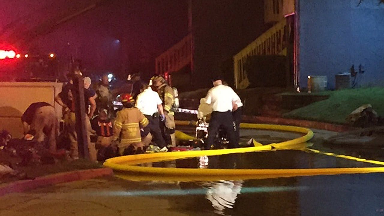 1-Year-Old Child Dies After Tulsa Apartment Fire