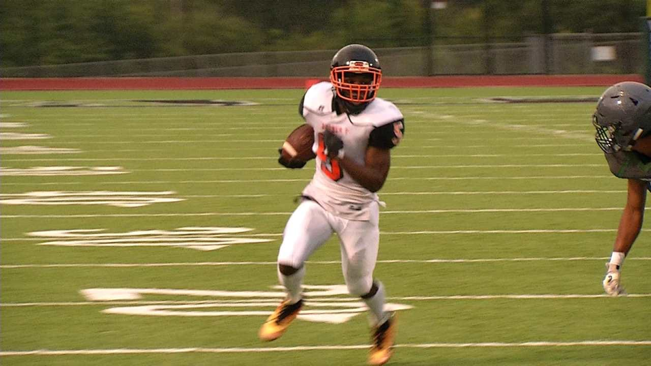 Booker T., Webster, Christian Heritage Take Wins Friday Night