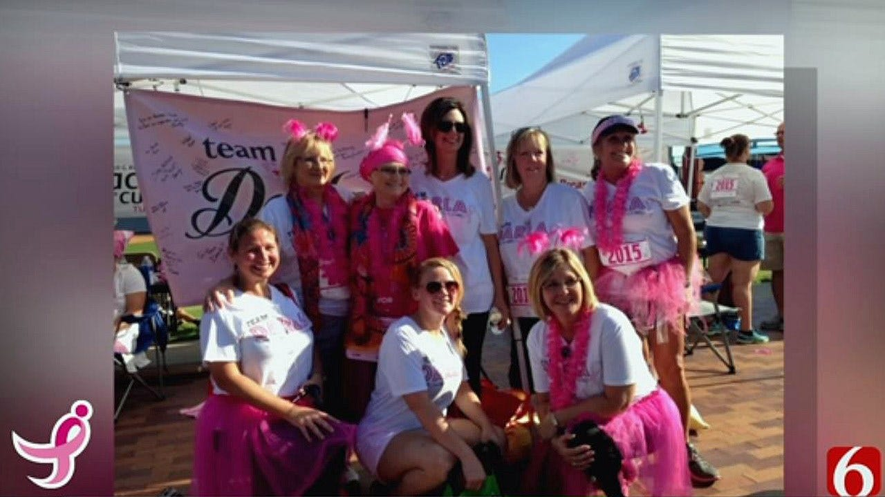 Breast Cancer Diagnoses Brings 2 Tulsa Women Together