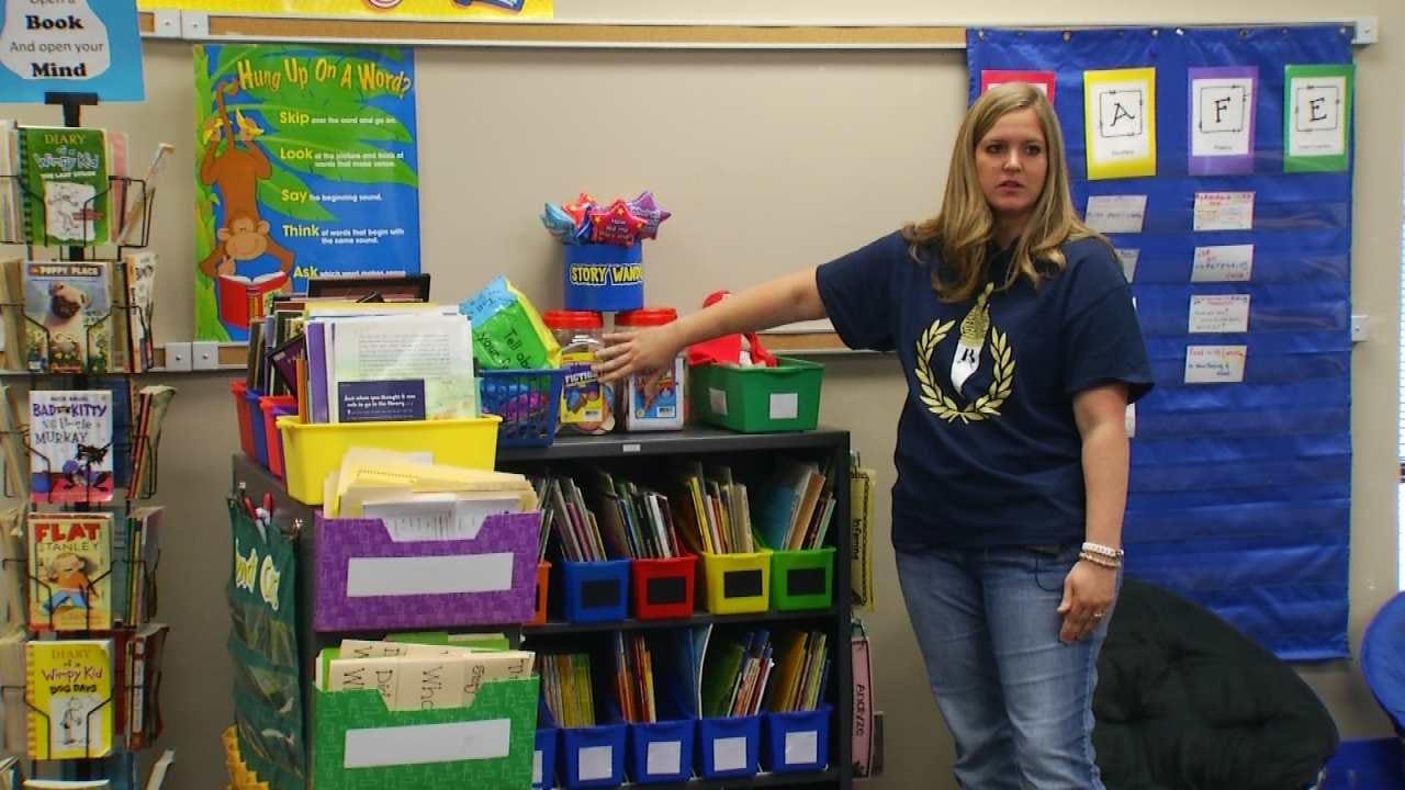 Broken Arrow Teachers Reach Out For Funding