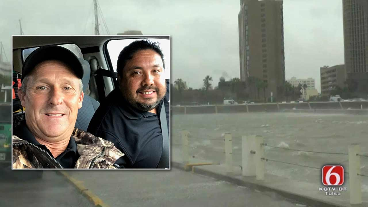 News On 6 Storm Trackers In Place For Hurricane Harvey