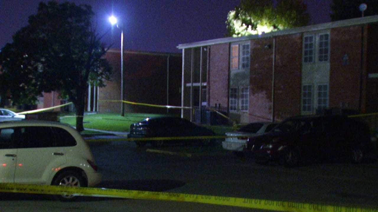 Woman Shot In Both Legs At Tulsa Apartment Complex