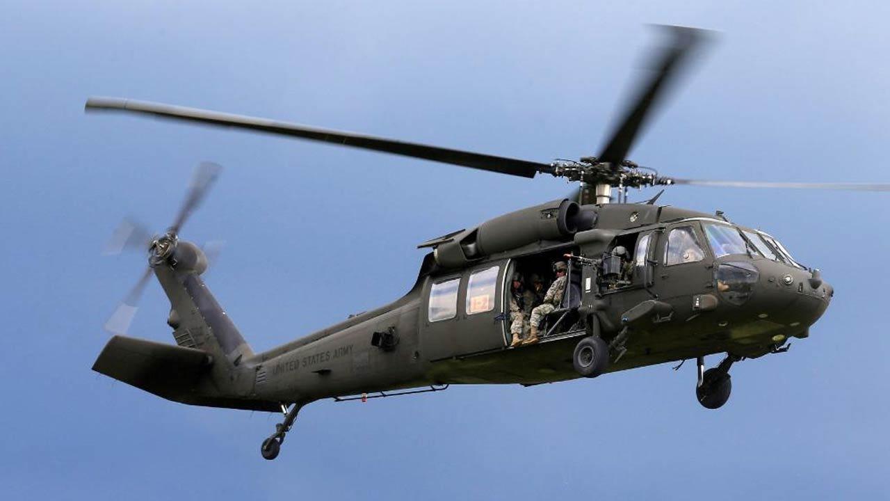 Black Hawk Helicopter Crashes Near Yemen, 1 Service Member Missing