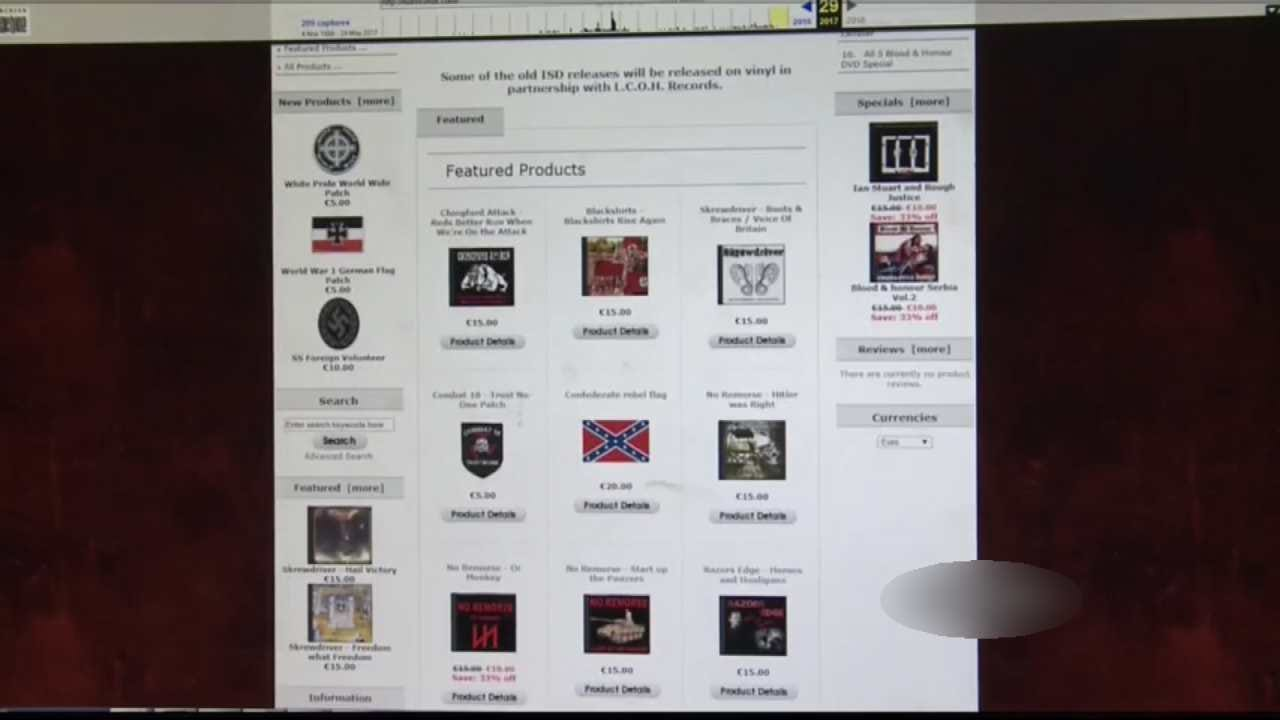 Oklahoma Police Chief Suspected Of Running White Supremacist Website