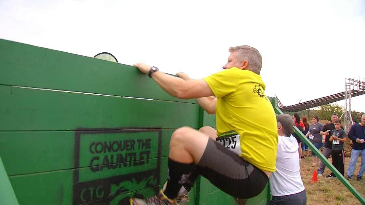Tulsans Push Themselves To Conquer The Gauntlet