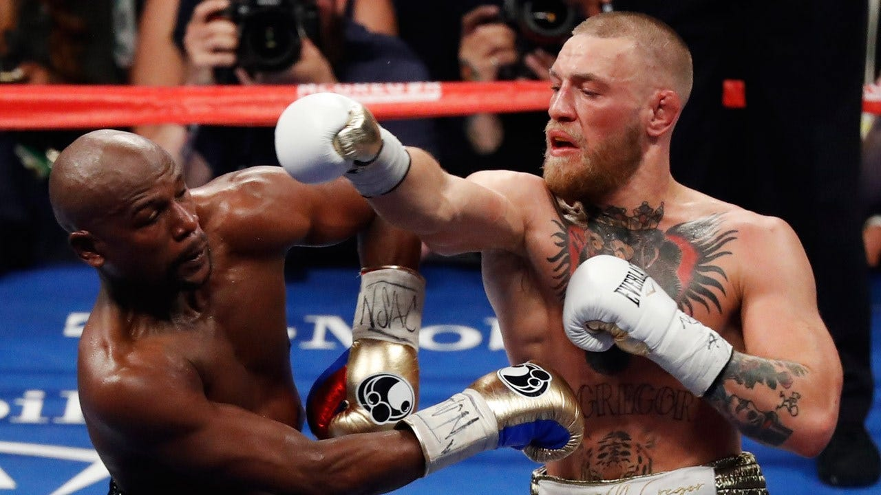 Floyd Mayweather Defeats Conor McGregor In 10 Rounds