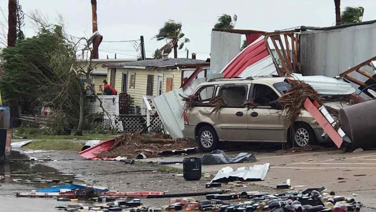 Help With Hurricane Harvey Relief