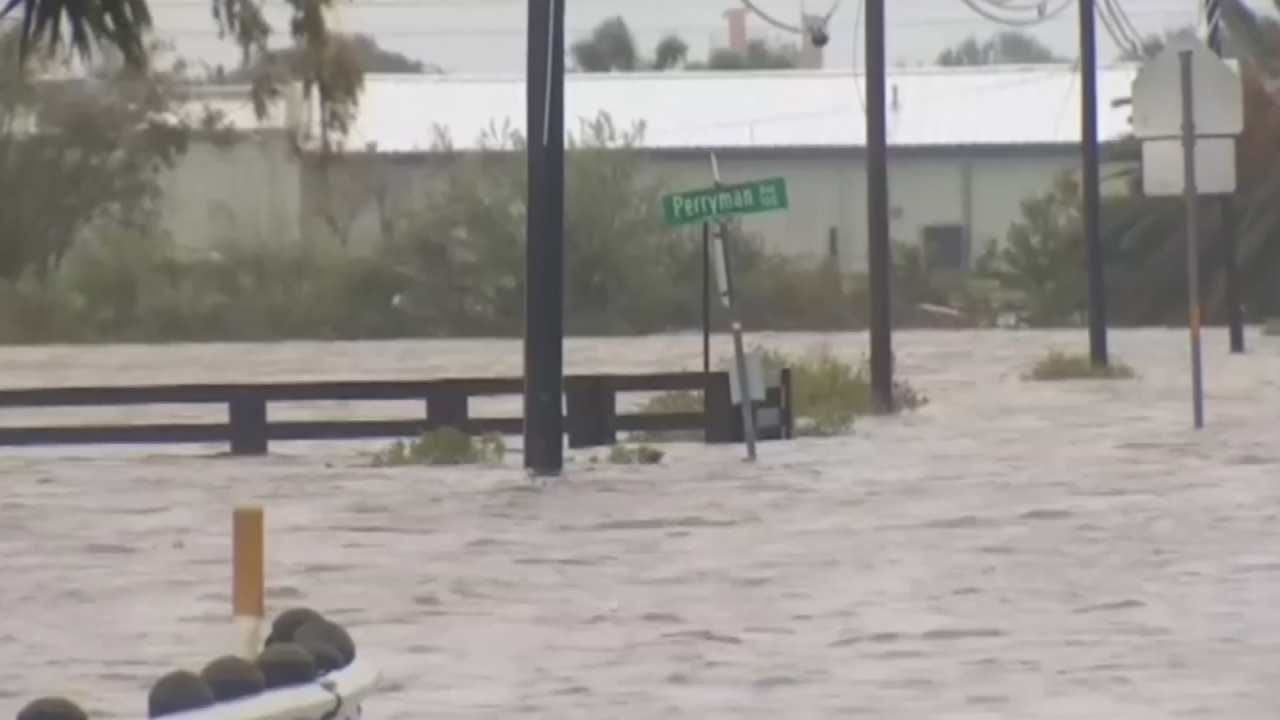 Six Family Members Feared Drowned In Harvey Floodwaters