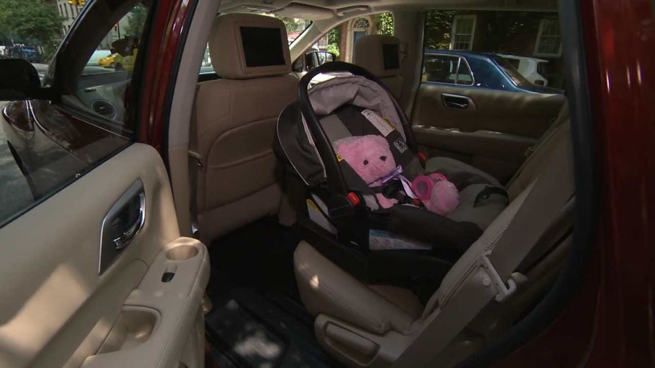 Technology Aims To Help Parents Remember Kids In Backseats