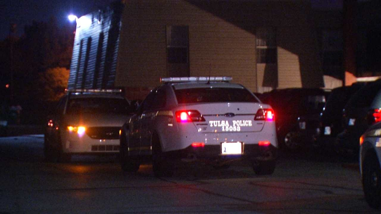 TPD Searches For Man Who Fired Shots Into Apartment