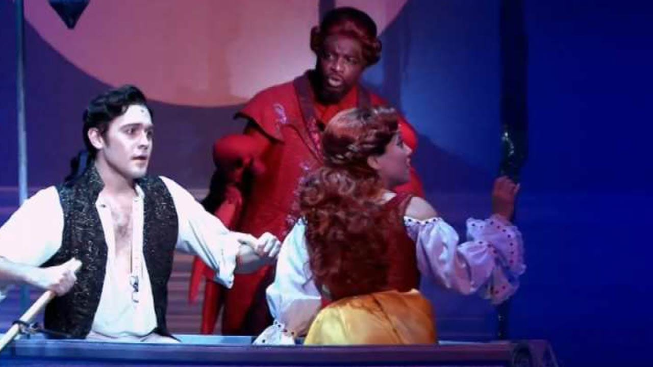 Broadway Production Of 'The Little Mermaid' Comes To Tulsa
