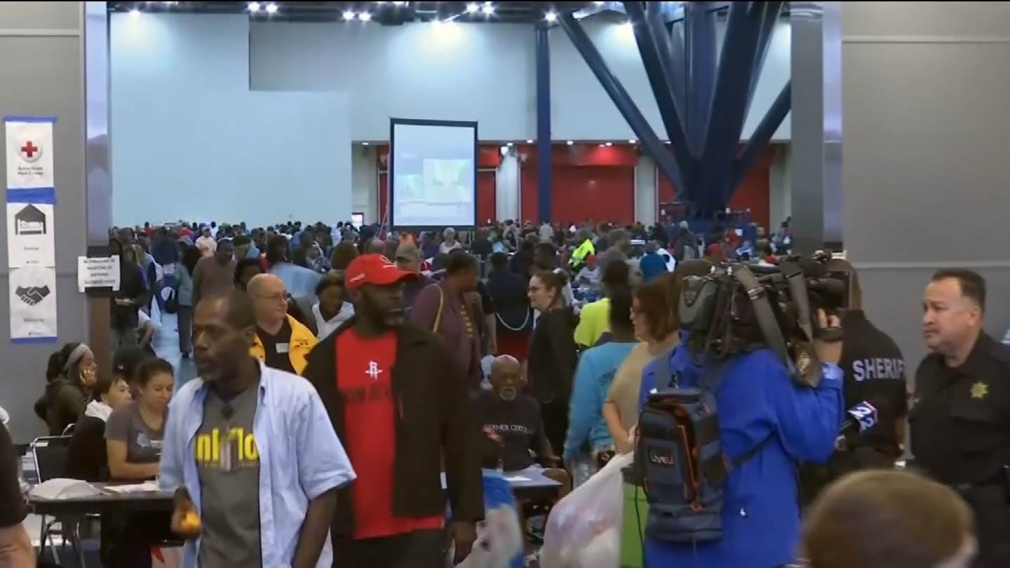 Doctor Born, Raised In Tulsa Helping Thousands Sheltered At Houston Convention Center