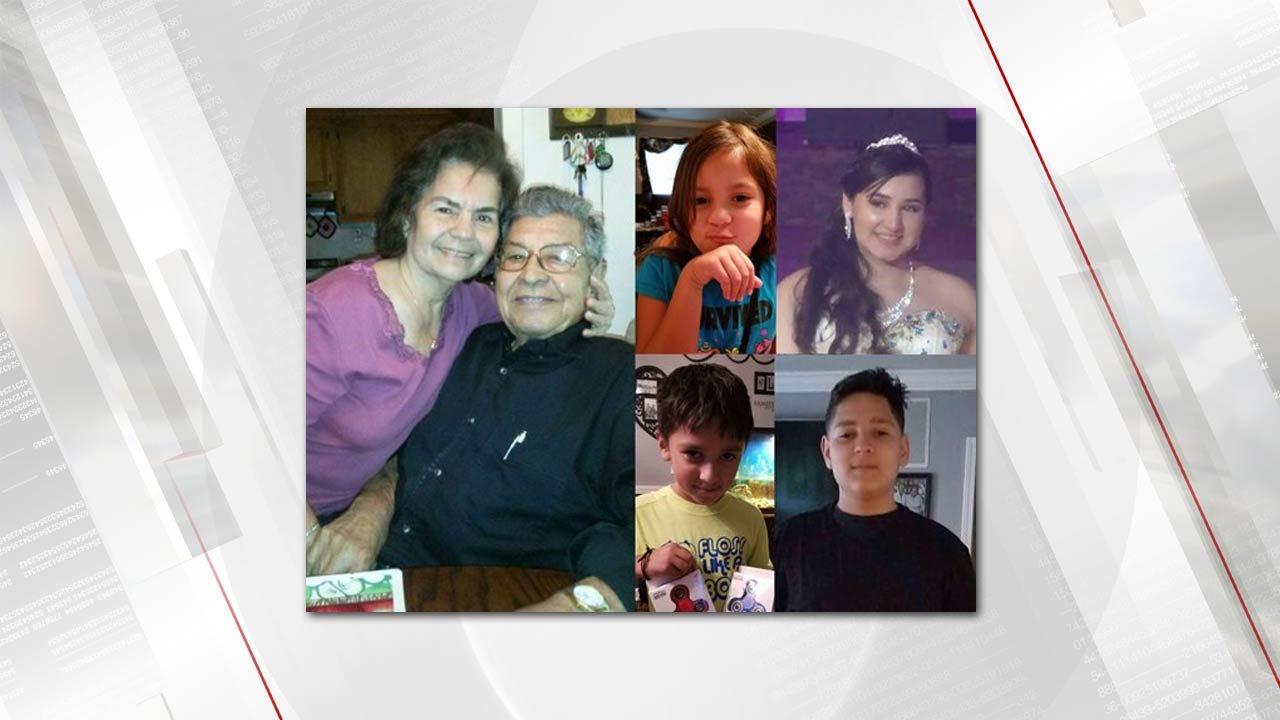 Family Of 6 Believed Dead In Harvey Floodwaters