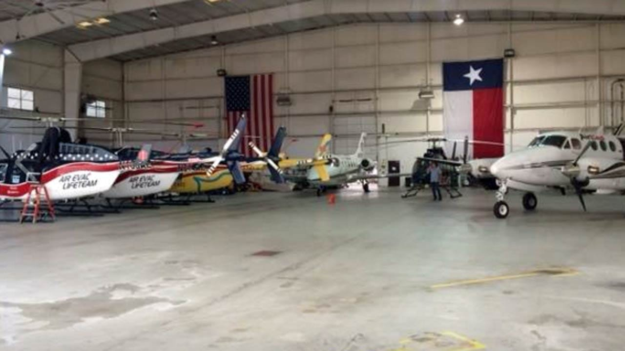 Henryetta, Cushing Air Evac Teams Deployed To South Texas