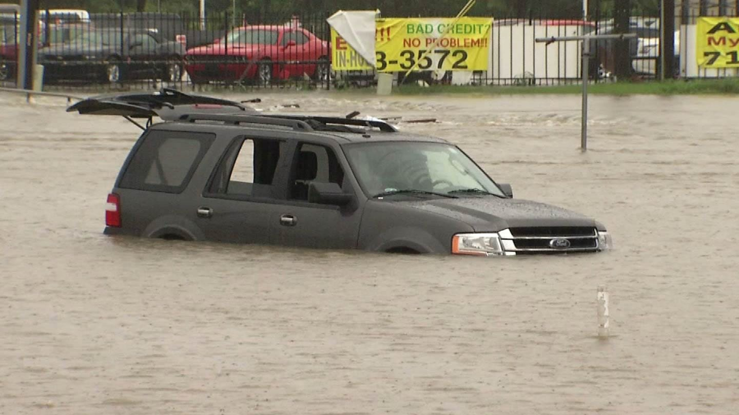 More Oklahoma Help Headed To Texas To Assist With Historic Flooding