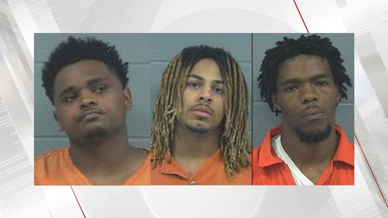 Three Men Charged In Fatal Claremore Home Invasion