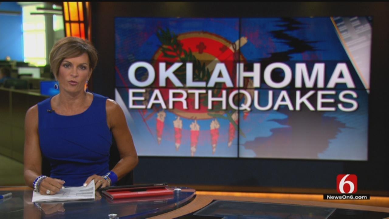 OCC Investigates After Multiple Earthquakes Rattle Oklahoma
