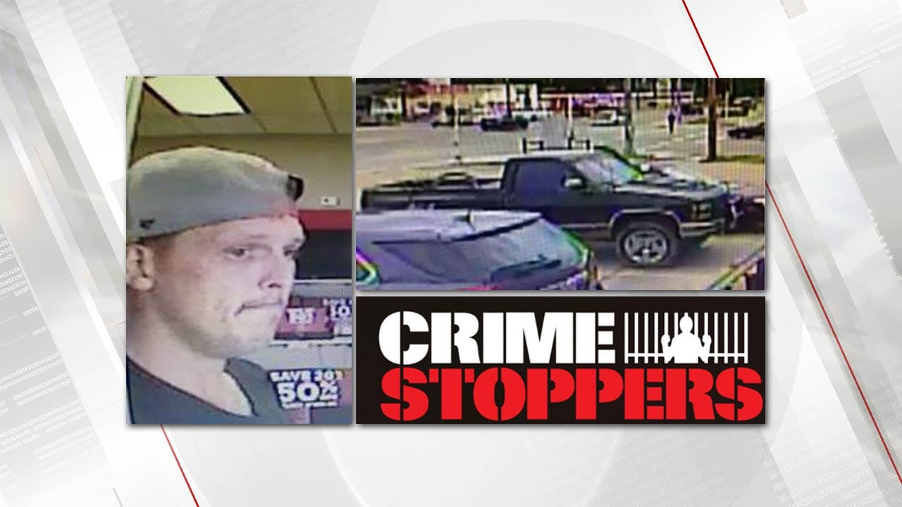 Police Look For Man After Gold Chains Stolen From Tulsa Store