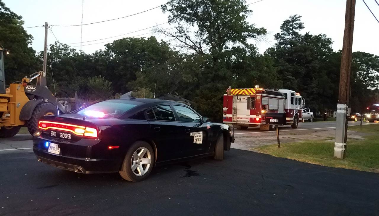 Two Horses Struck, Killed On Street In Berryhill