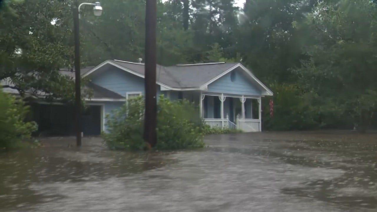 Hurricane Smaller Than Harvey Would Devastate Tulsa, Expert Says