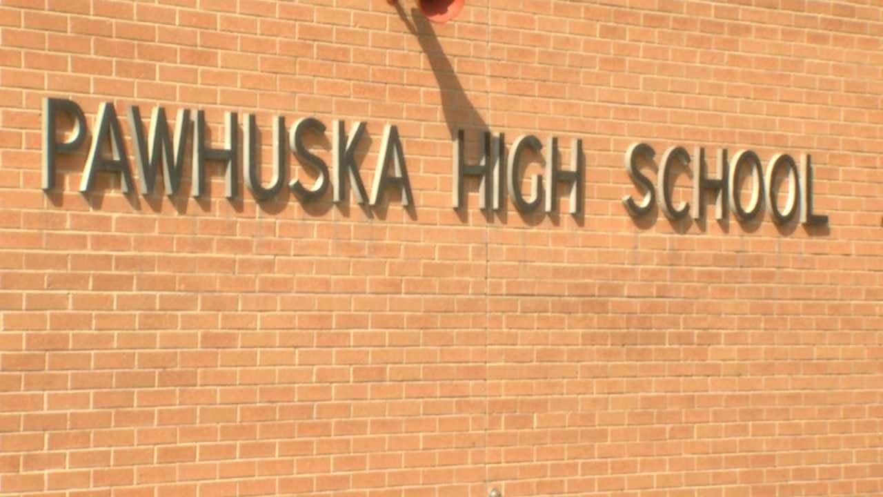 It's Back In Class For Pawhuska High School Students